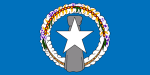 Flag Northern Mariana Islands