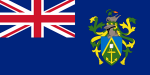 Flag Pitcairn Islands