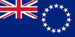 Flag Cook Islands